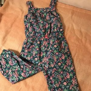 Toddler jumpsuit one piece
